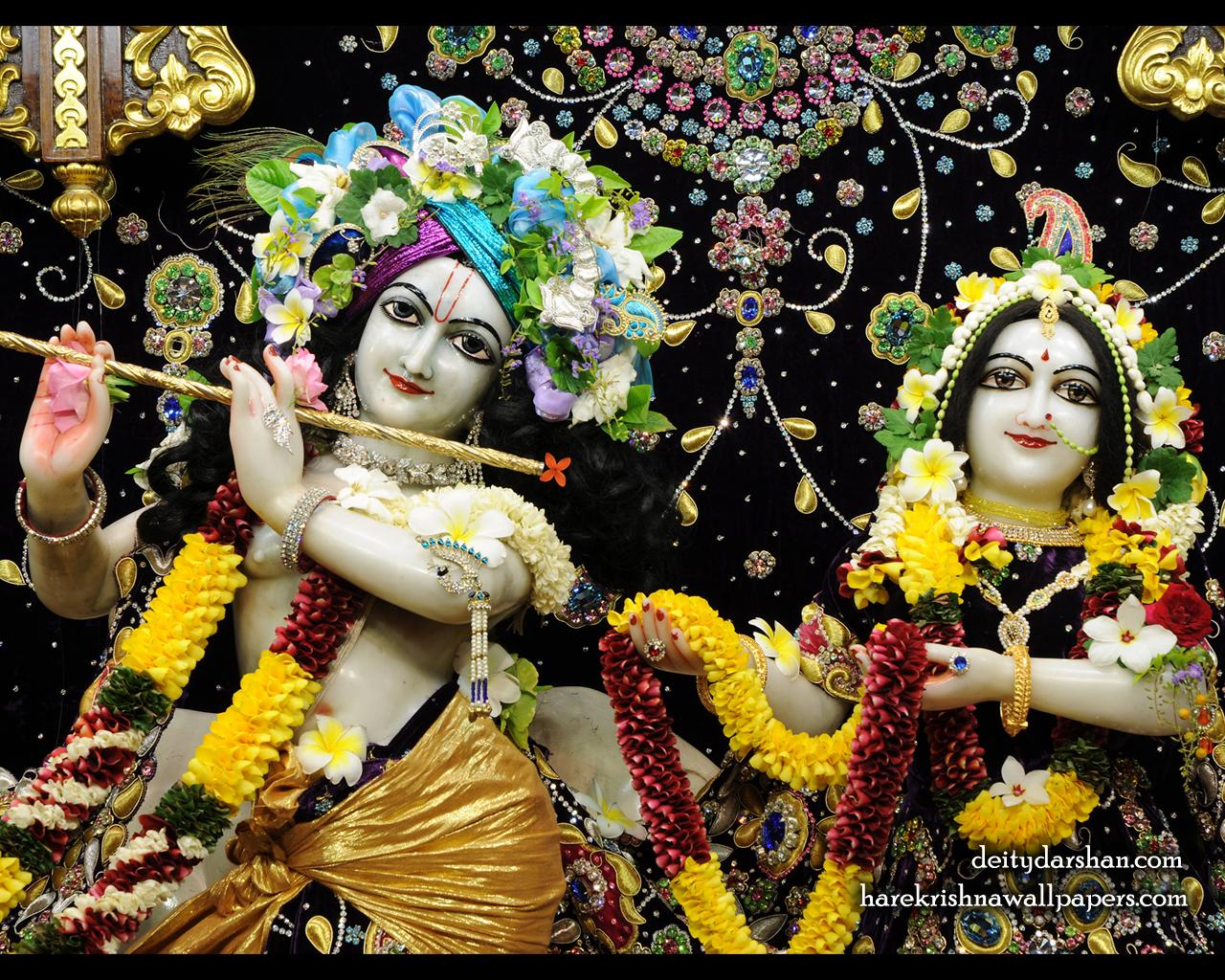 Sri Sri Radha Gopinath Close up Wallpaper (067) Size 1280x1024 Download