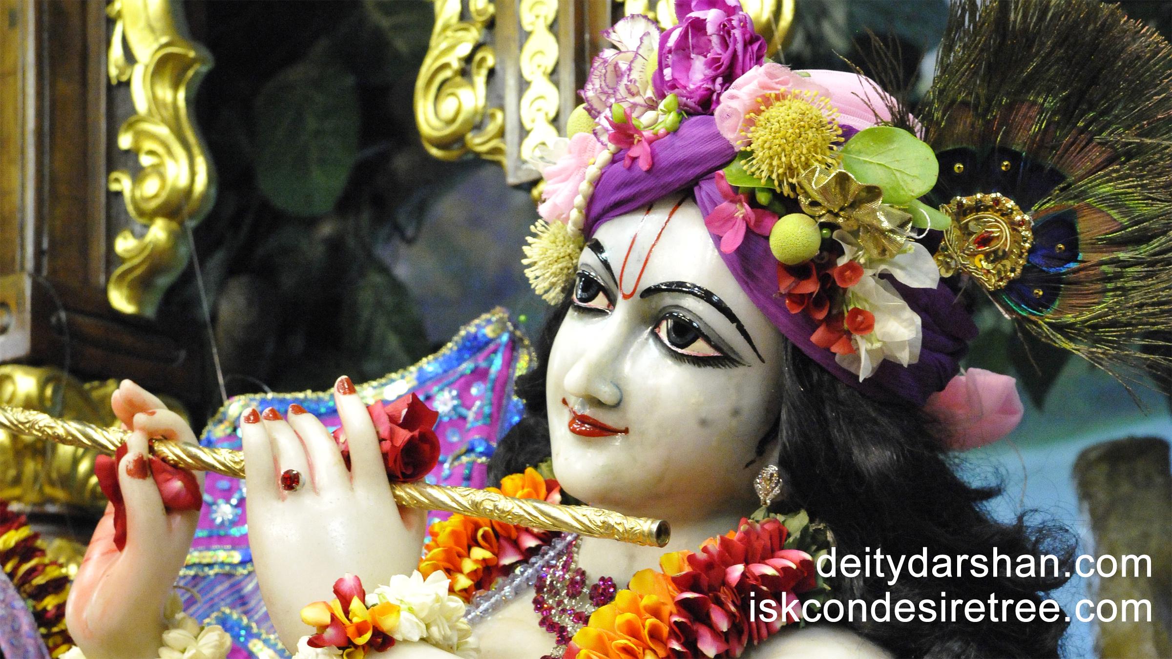 Sri Gopinath Close up Wallpaper (075) Size 2400x1350 Download