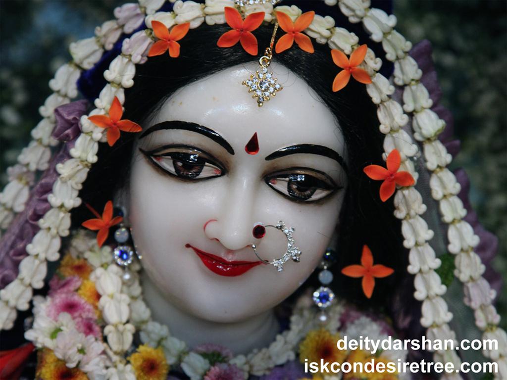 Srimati Radharani Close up Wallpaper (088) Size 1024x768 Download