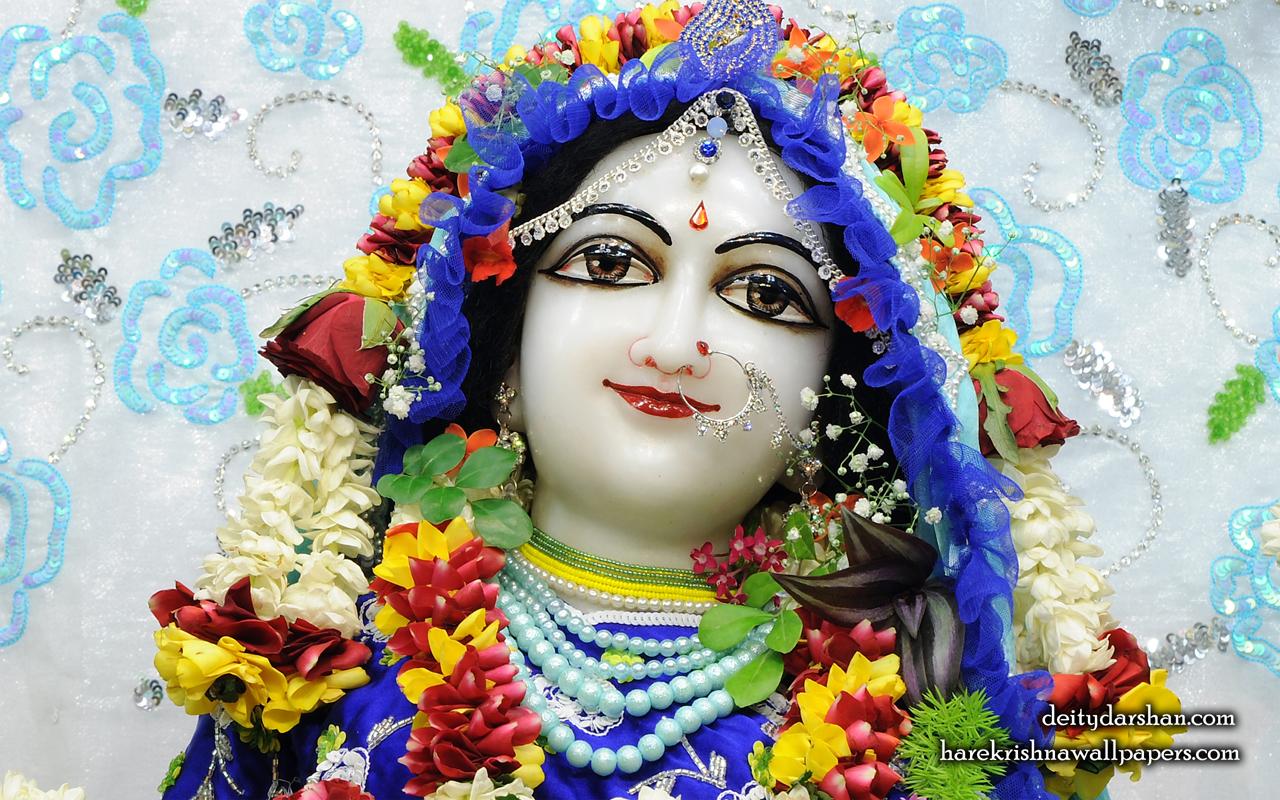 Srimati Radharani Close up Wallpaper (091) Size 1280x800 Download