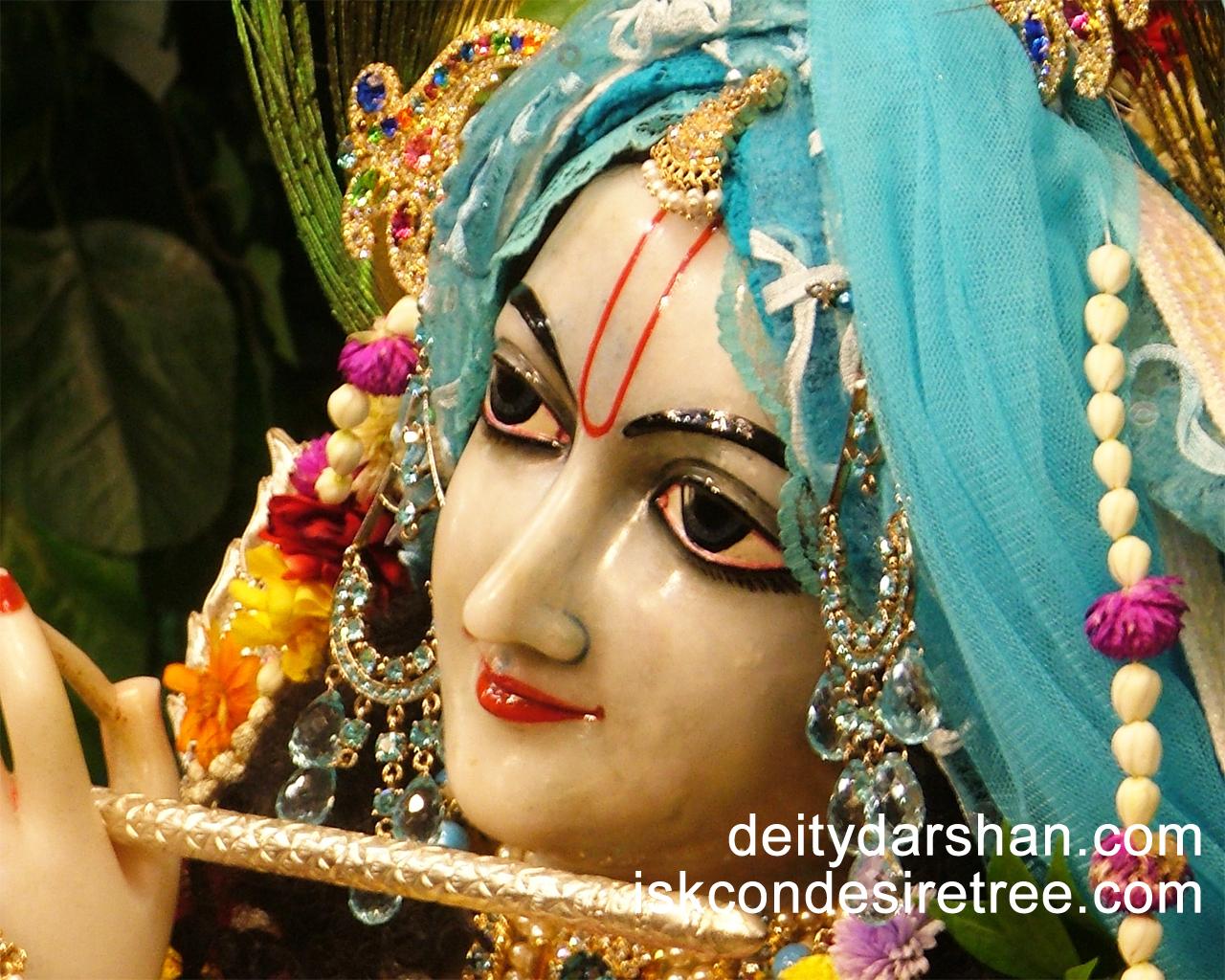 Sri Gopinath Close up Wallpaper (093) Size 1280x1024 Download
