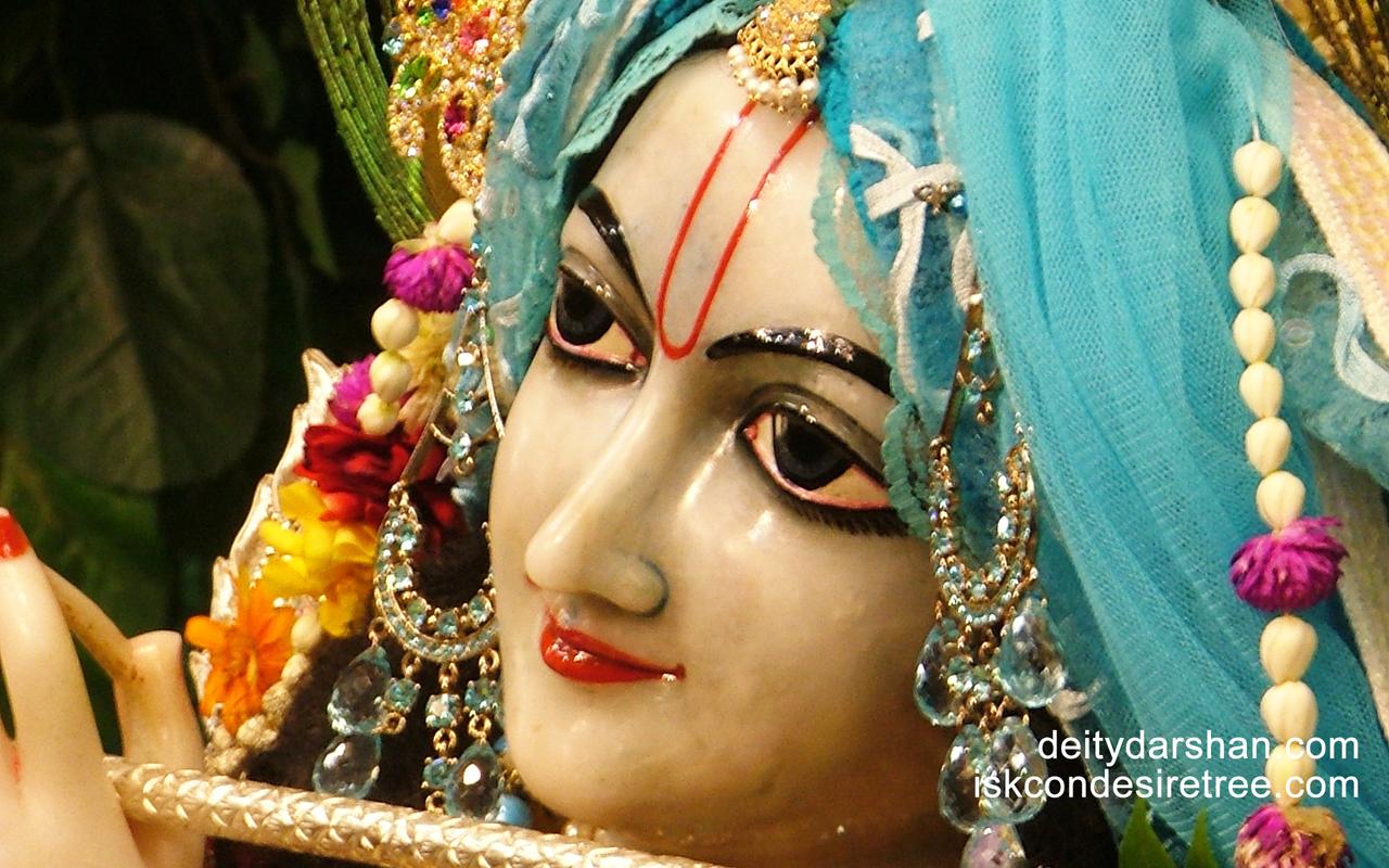 Sri Gopinath Close up Wallpaper (093) Size 1280x800 Download