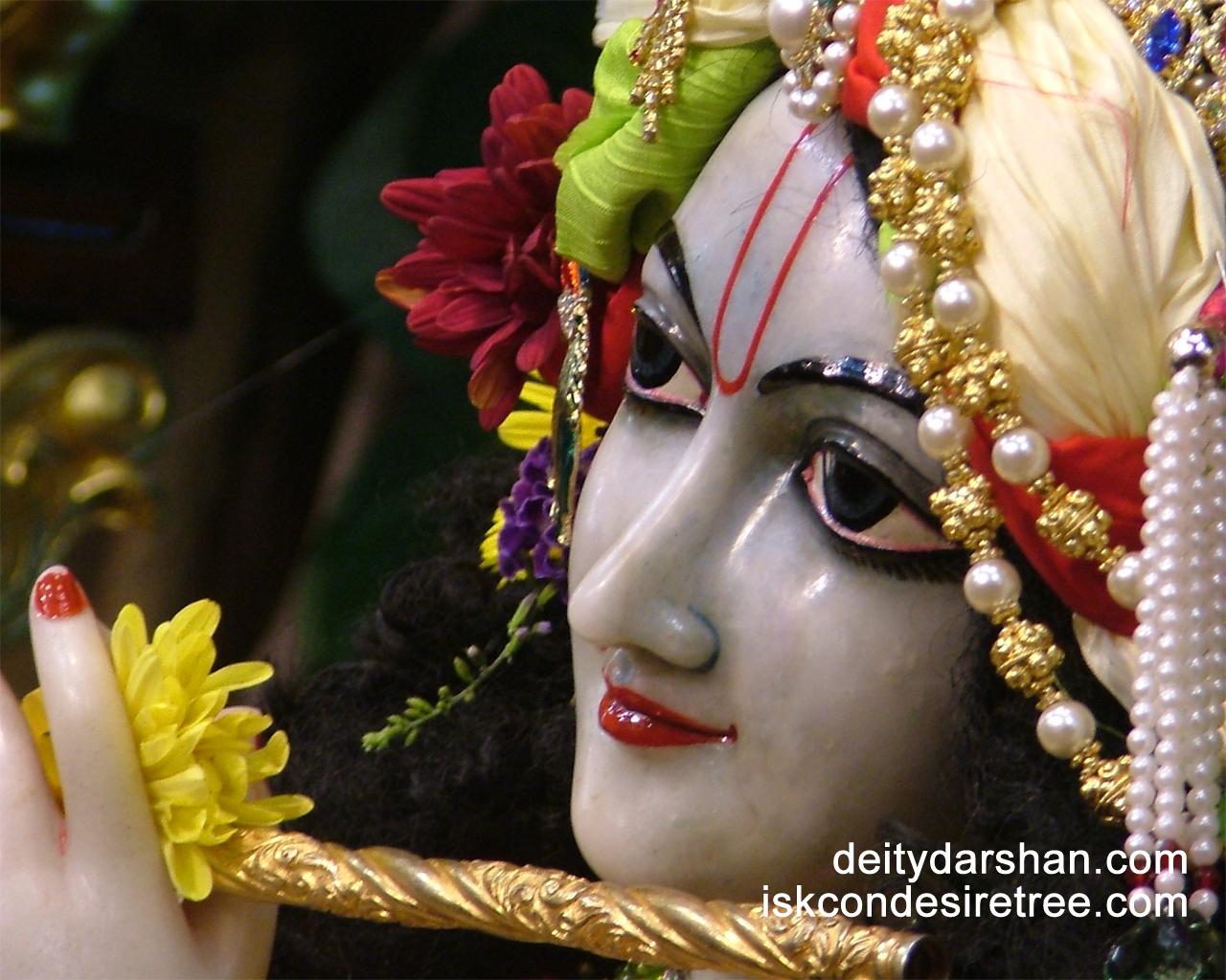 Sri Gopinath Close up Wallpaper (097) Size 1280x1024 Download
