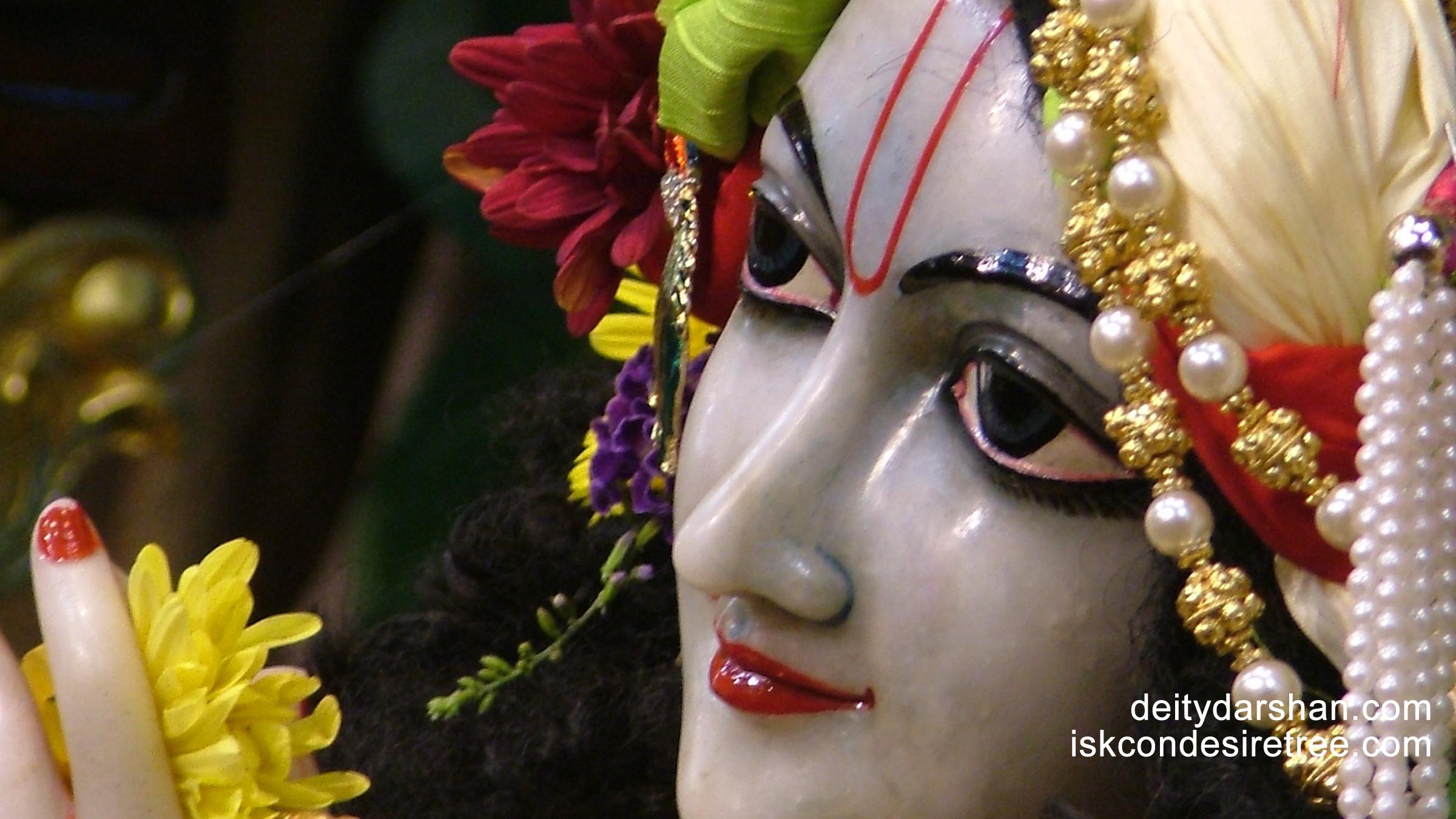 Sri Gopinath Close up Wallpaper (097) Size 2400x1350 Download