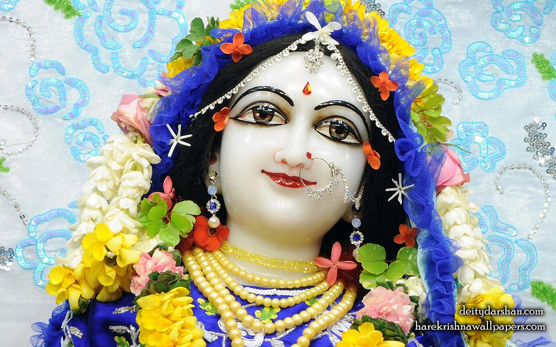 Srimati Radharani Close up Wallpaper (100) Size 1440x900 Download