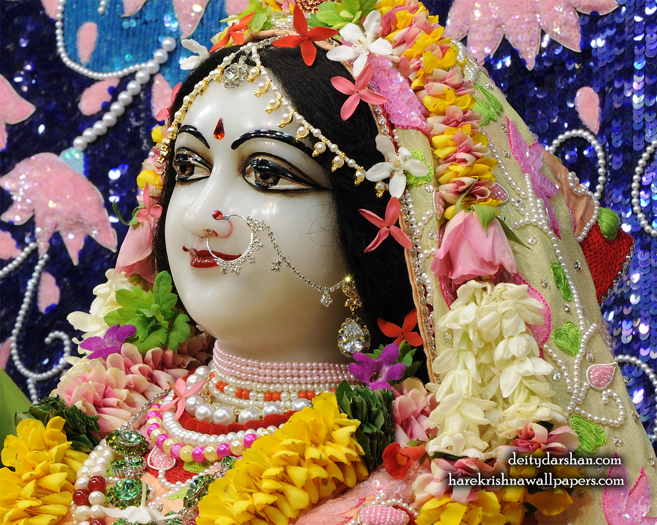 Srimati Radharani Close up Wallpaper (101) Size 1280x1024 Download