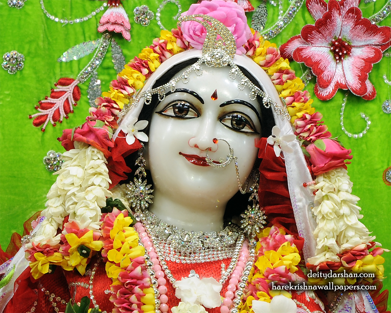 Srimati Radharani Close up Wallpaper (102) Size 1280x1024 Download