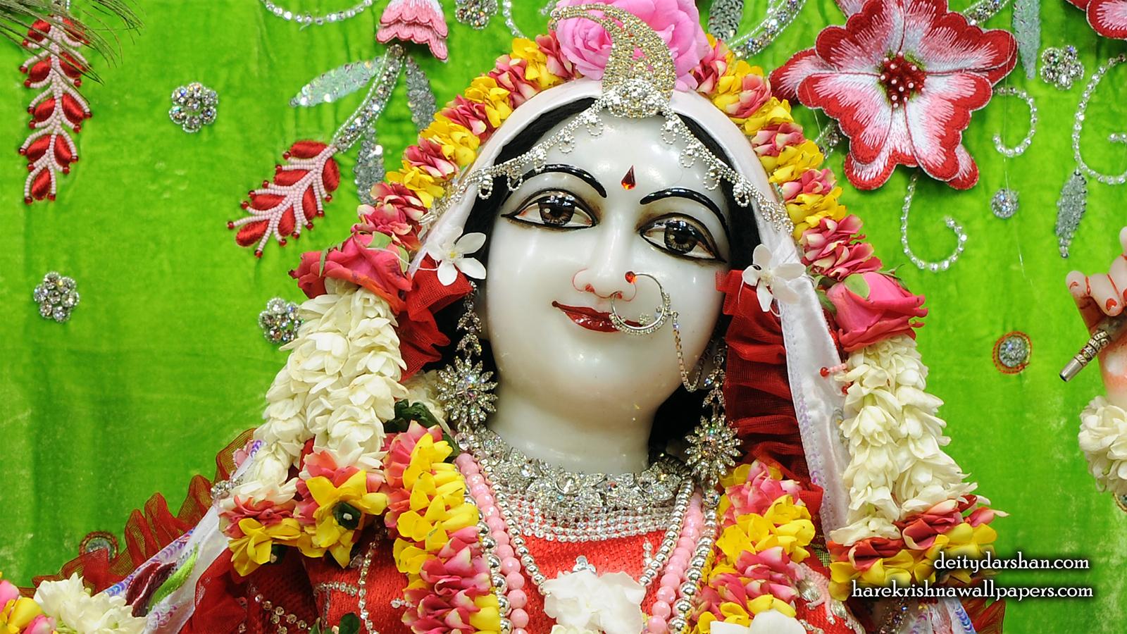 Srimati Radharani Close up Wallpaper (102) Size 1600x900 Download