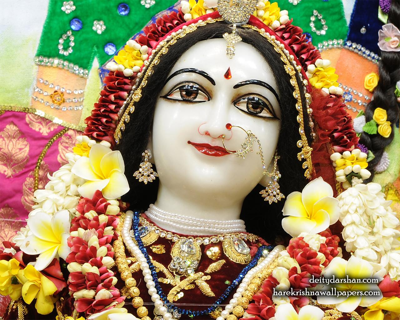 Srimati Radharani Close up Wallpaper (104) Size 1280x1024 Download