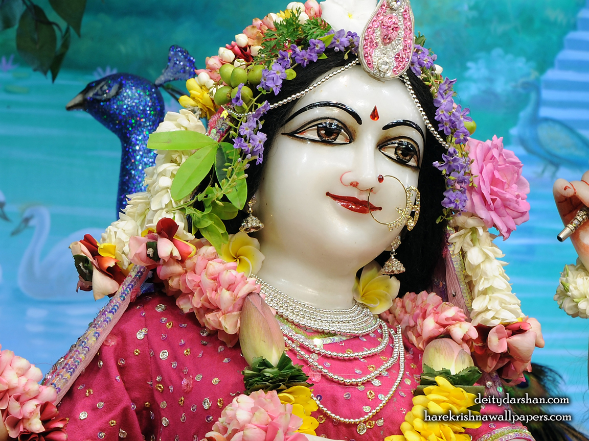 Srimati Radharani Close up Wallpaper (107) Size 1152x864 Download