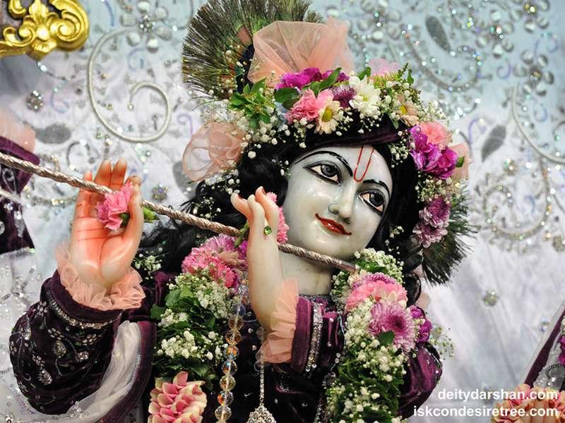 Sri Gopinath Close up Wallpaper  (142)