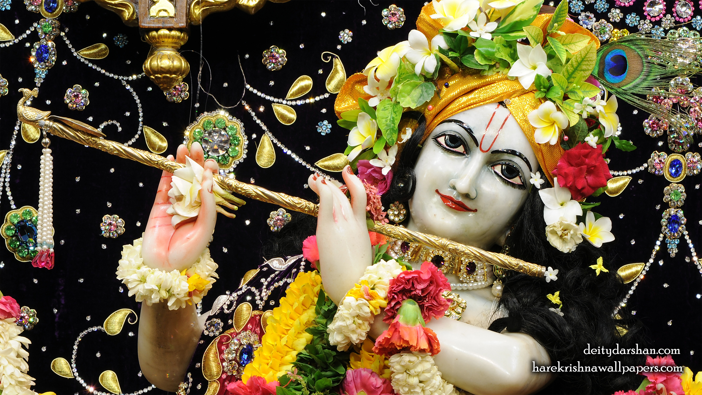 Sri Gopinath Close up Wallpaper (149) Size 2400x1350 Download