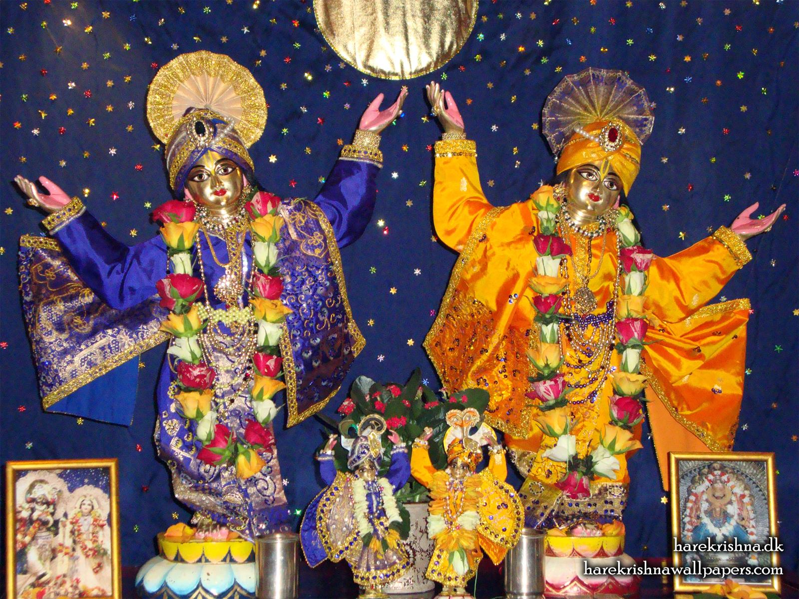 Sri Sri Gaura Nitai Wallpaper (001) Size1600x1200 Download