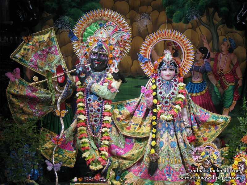 Sri Sri Radha Kalachanda Wallpaper (004)