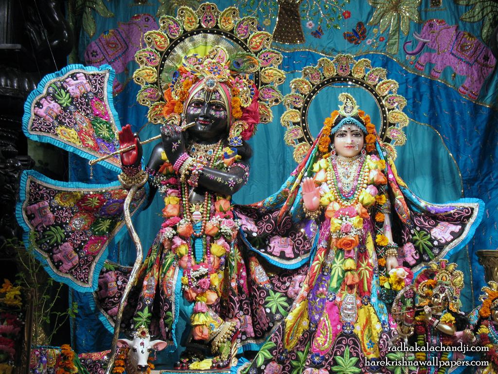 Sri Sri Radha Kalachanda Wallpaper (005) Size 1024x768 Download