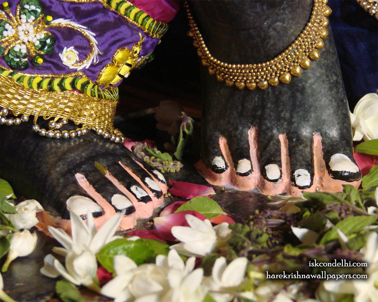 Sri Parthasarathi Feet Wallpaper (002) Size 1280x1024 Download