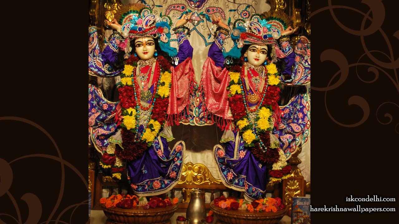 Sri Sri Gaura Nitai Wallpaper (002) Size1280x720 Download