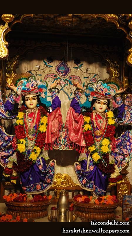 Sri Sri Gaura Nitai Wallpaper (002) Size 450x800 Download