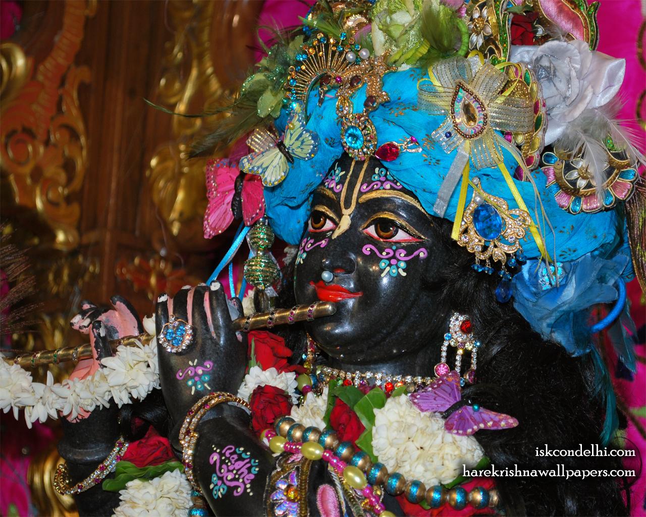 Sri Parthasarathi Close up Wallpaper (003) Size 1280x1024 Download
