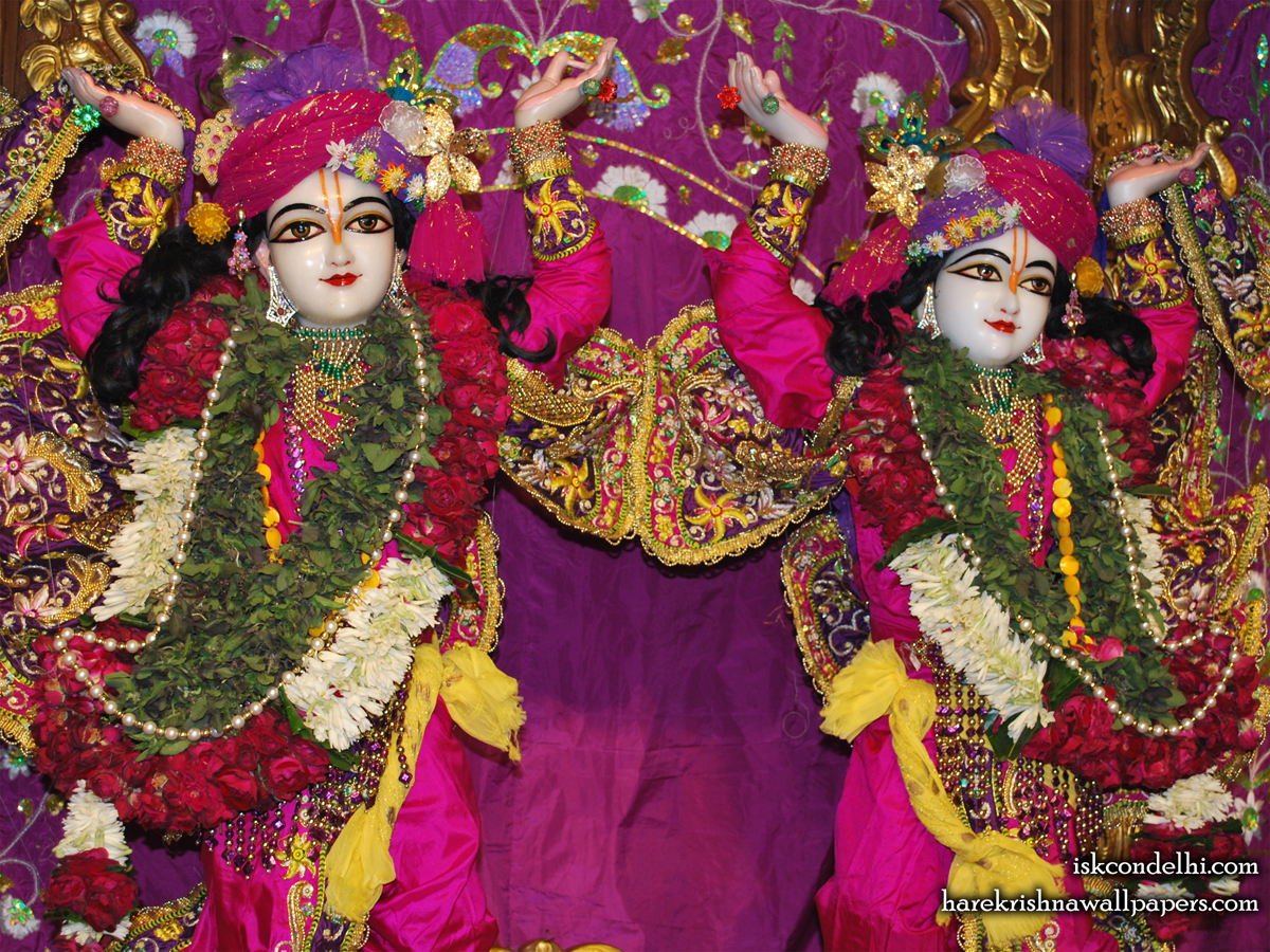 Sri Sri Gaura Nitai Close up Wallpaper (003) Size1200x900 Download