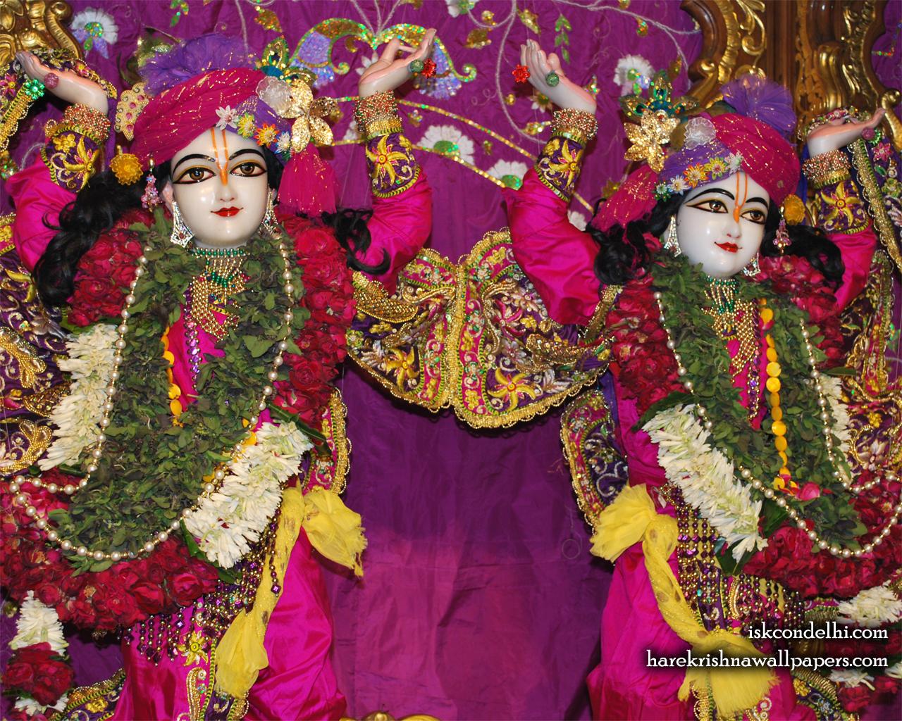Sri Sri Gaura Nitai Close up Wallpaper (003) Size 1280x1024 Download