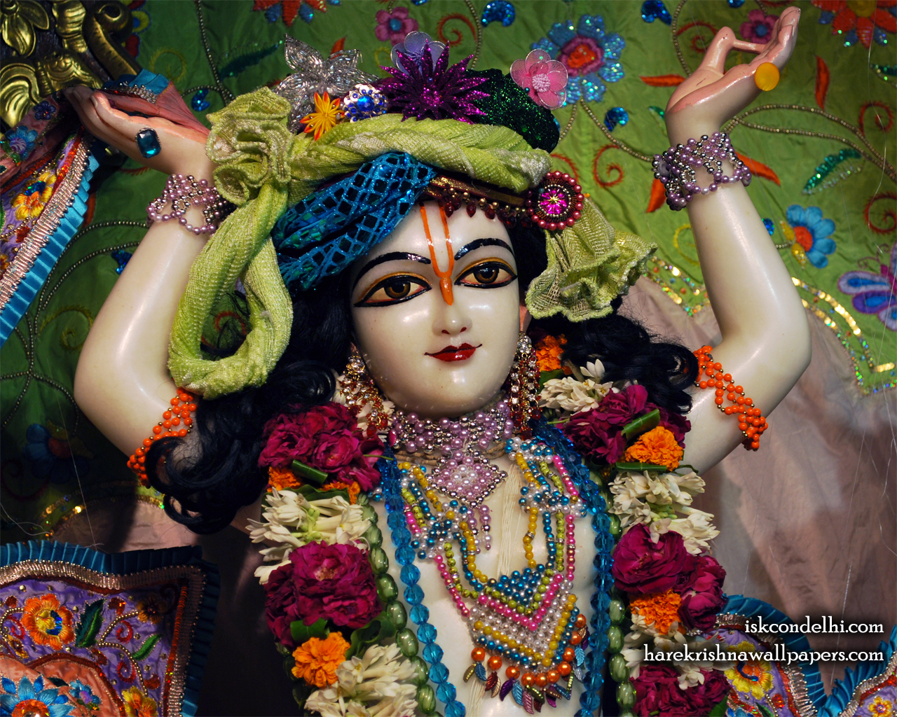 Sri Nitai Close up Wallpaper (004) Size 1280x1024 Download
