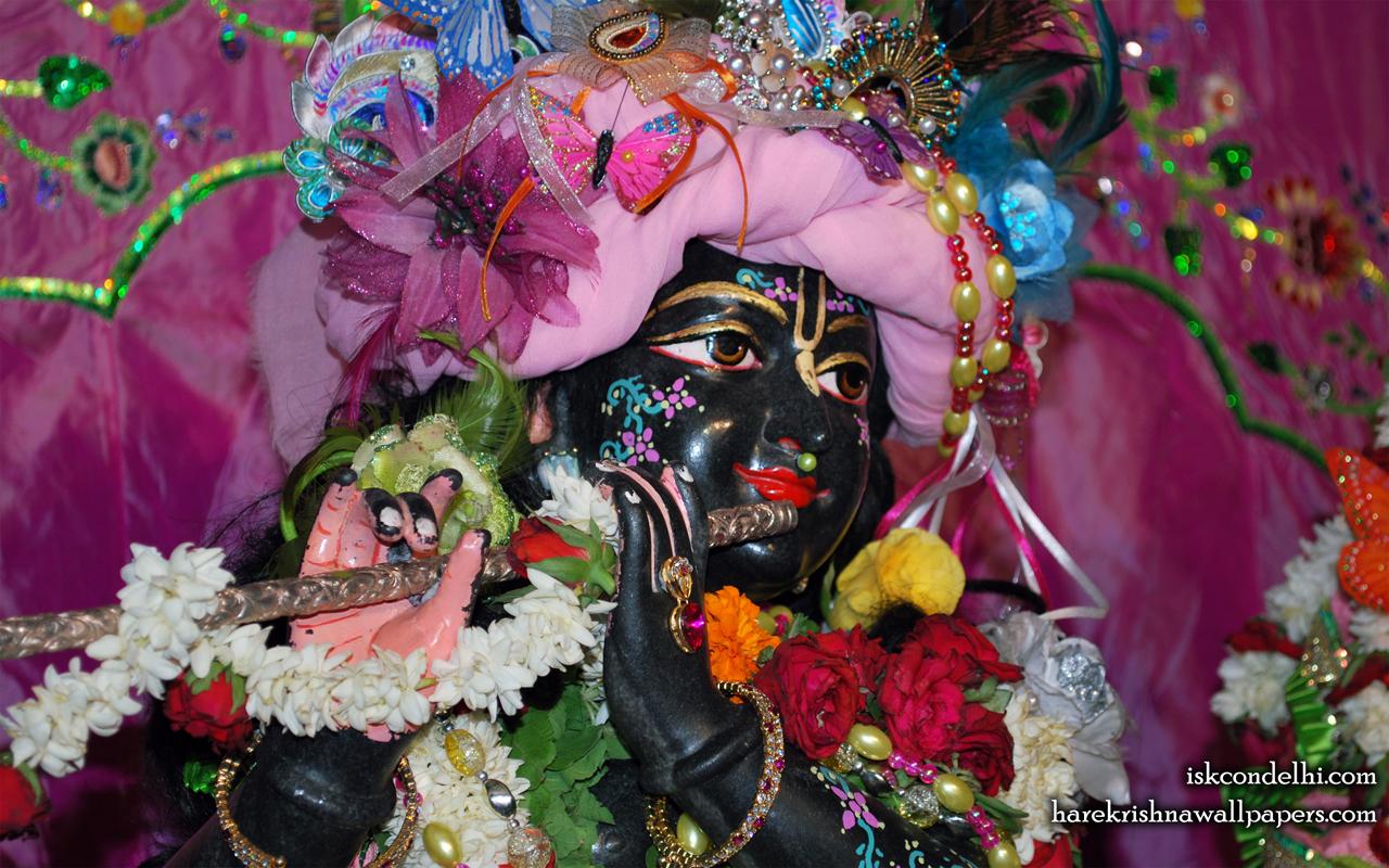 Sri Parthasarathi Close up Wallpaper (004) Size 1280x800 Download