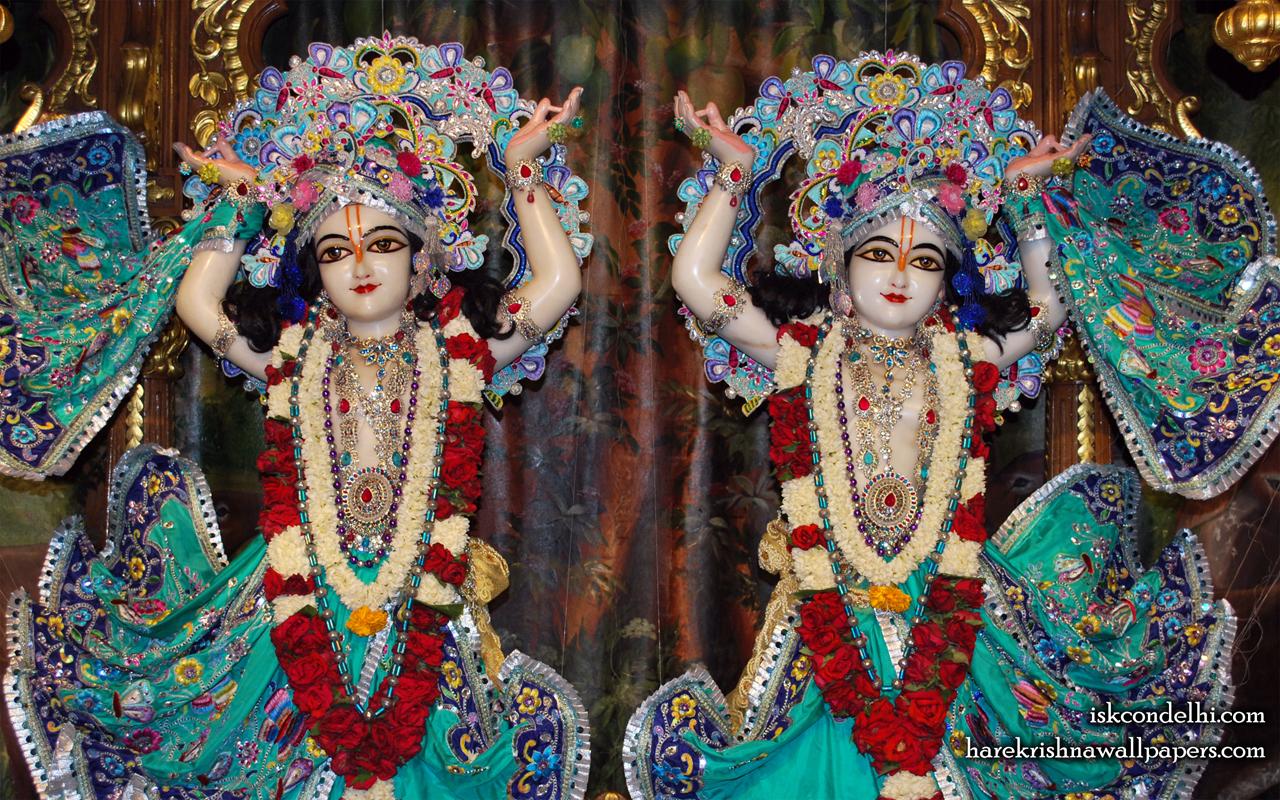 Sri Sri Gaura Nitai Close up Wallpaper (004) Size 1280x800 Download