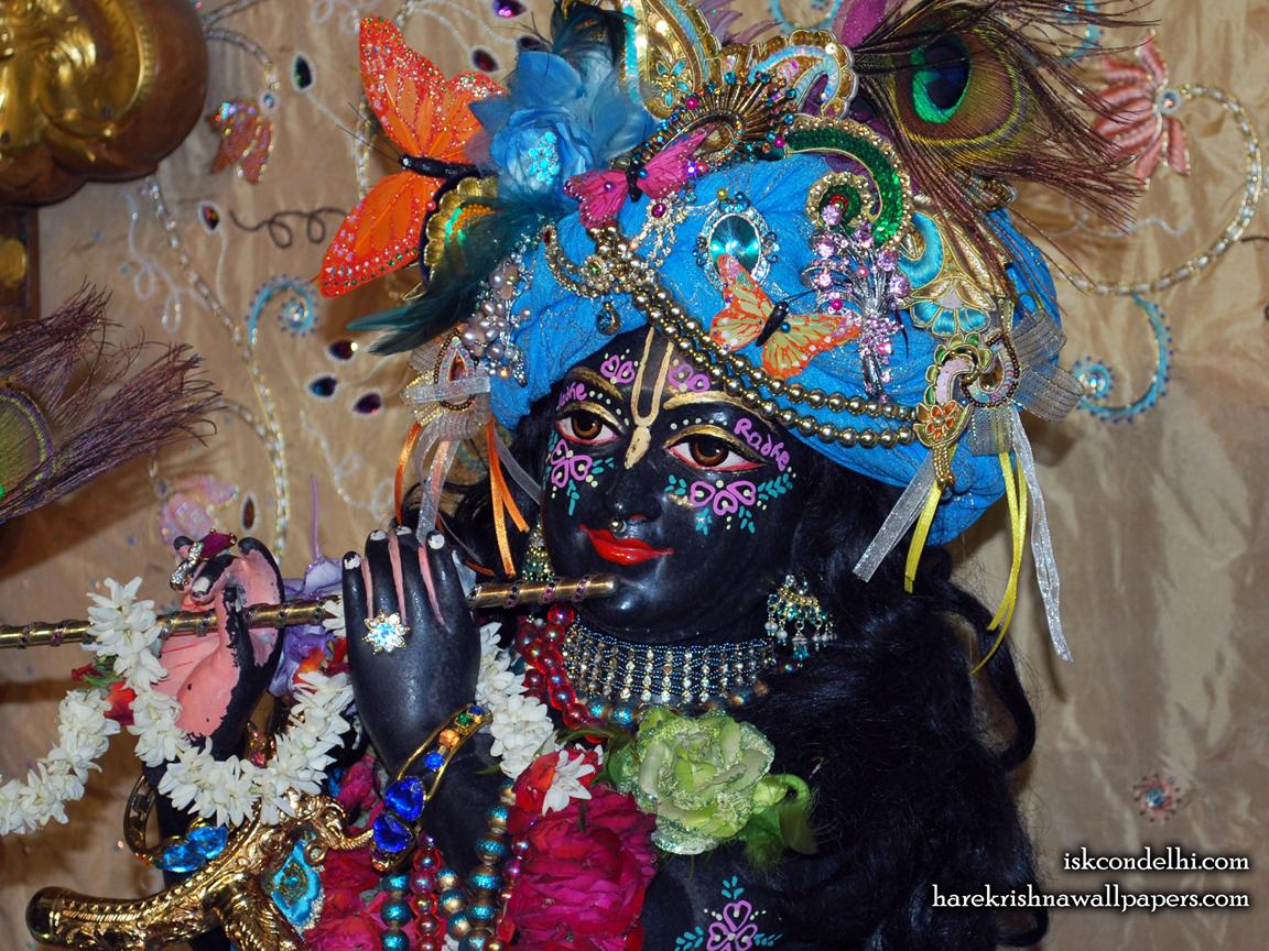 Sri Parthasarathi Close up Wallpaper (005) Size 1152x864 Download