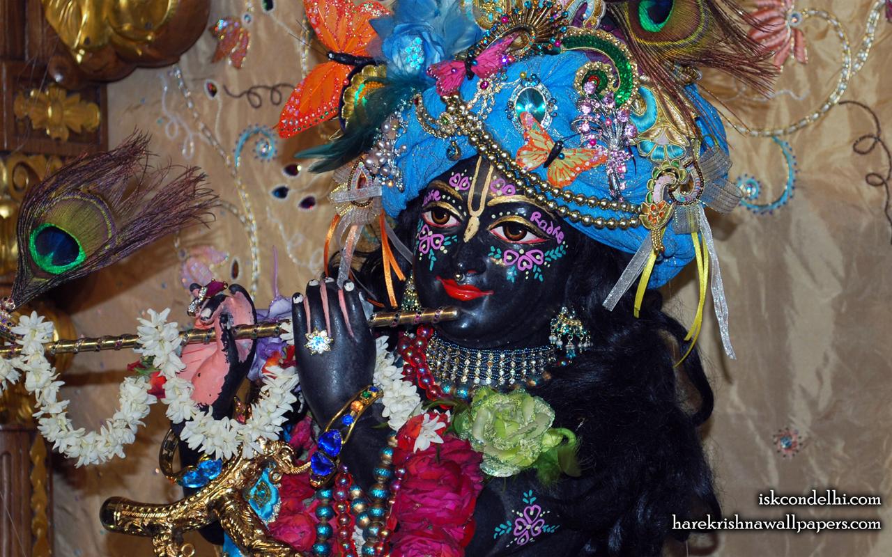 Sri Parthasarathi Close up Wallpaper (005) Size 1280x800 Download