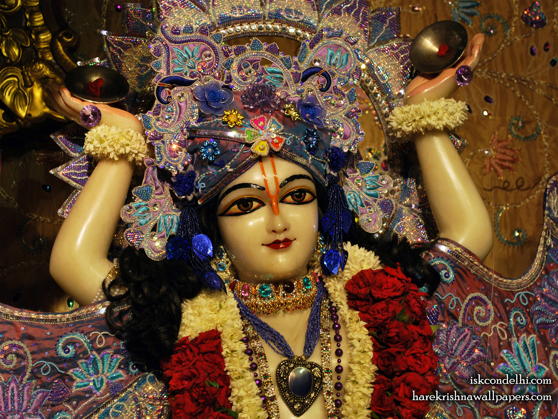 Sri Nitai Close up Wallpaper (006) Size 1920x1440 Download