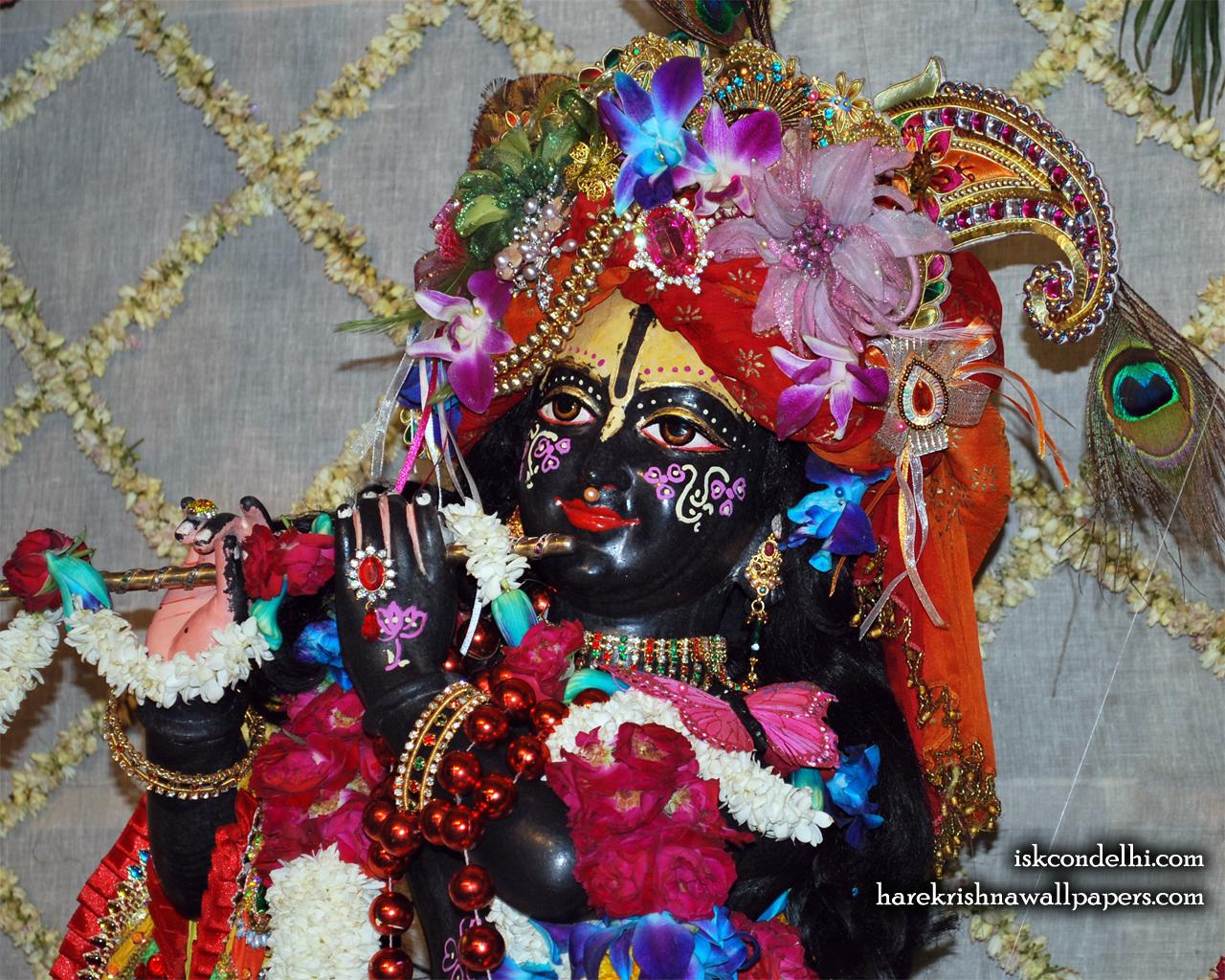 Sri Parthasarathi Close up Wallpaper (006) Size 1280x1024 Download