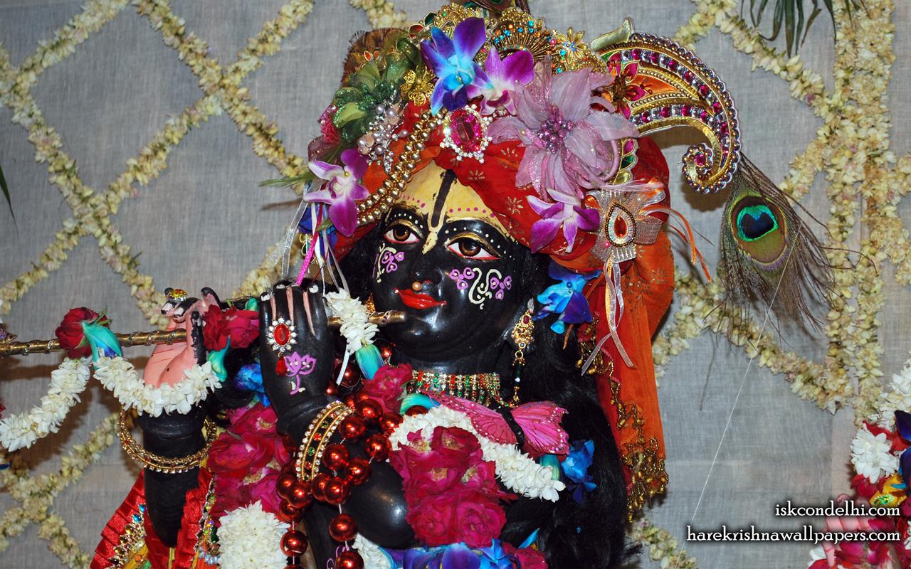 Sri Parthasarathi Close up Wallpaper (006) Size 1280x800 Download