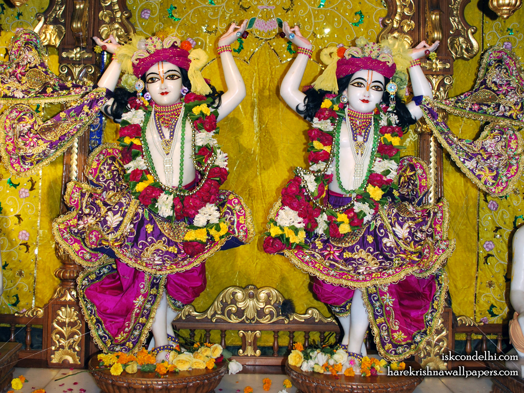 Sri Sri Gaura Nitai Wallpaper (006) Size 1024x768 Download