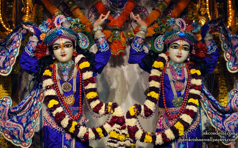 Sri Sri Gaura Nitai Close up Wallpaper (006) Size 1440x900 Download