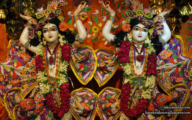Sri Sri Gaura Nitai Close up Wallpaper (007) Size 1440x900 Download
