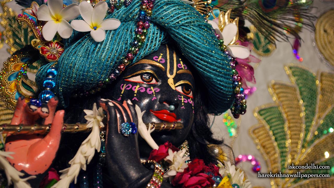 Sri Parthasarathi Close up Wallpaper (008) Size1280x720 Download