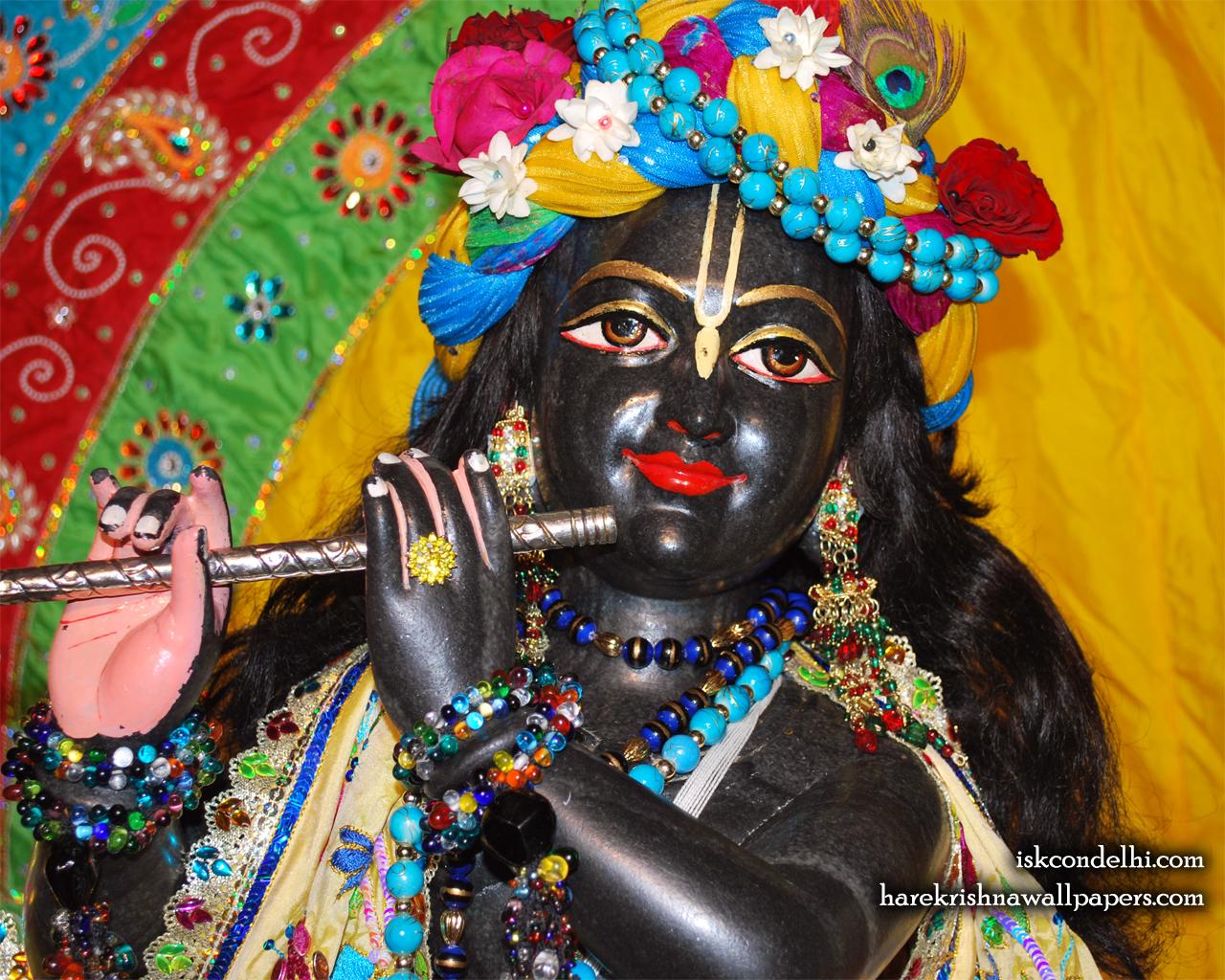 Sri Parthasarathi Close up Wallpaper (009) Size 1280x1024 Download