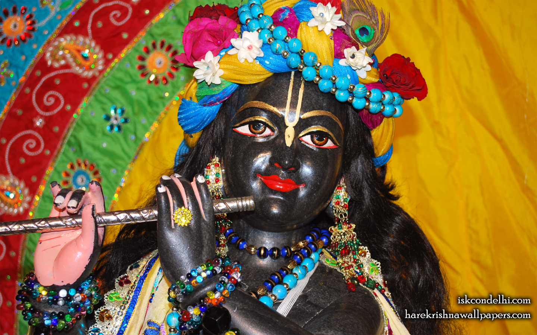 Sri Parthasarathi Close up Wallpaper (009) Size 1440x900 Download