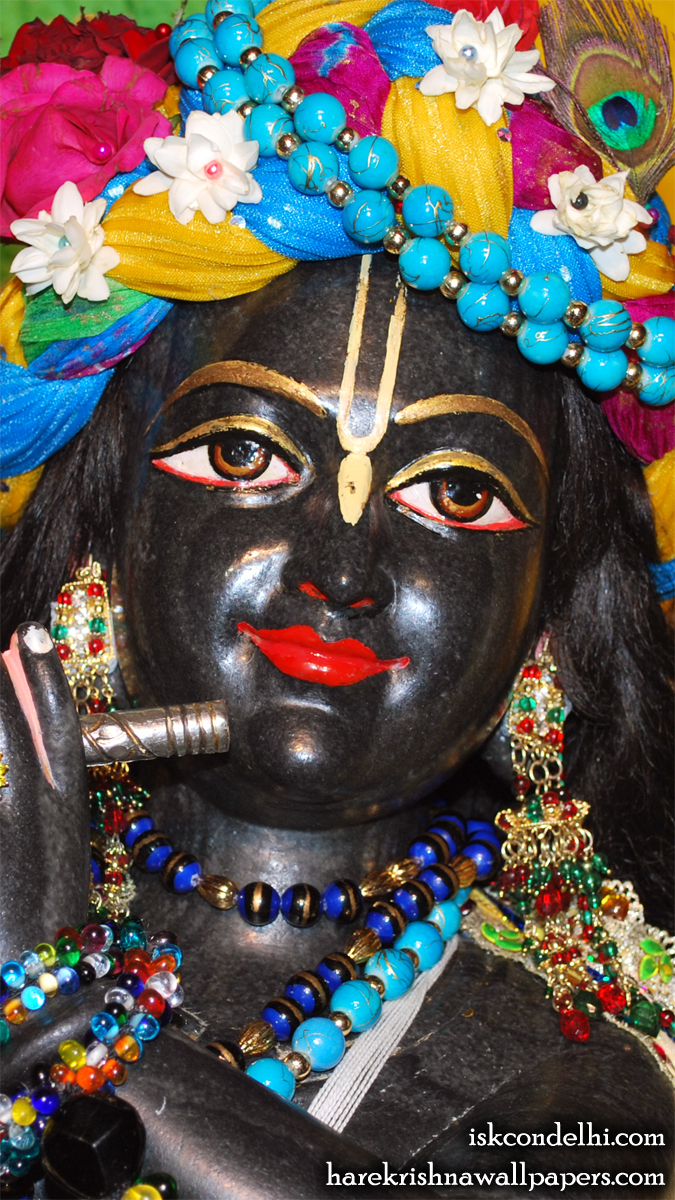 Sri Parthasarathi Close up Wallpaper (009) Size 675x1200 Download