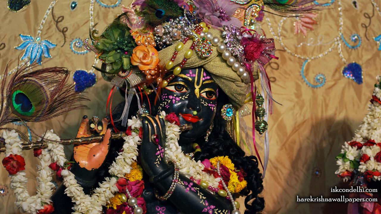Sri Parthasarathi Close up Wallpaper (013) Size1280x720 Download