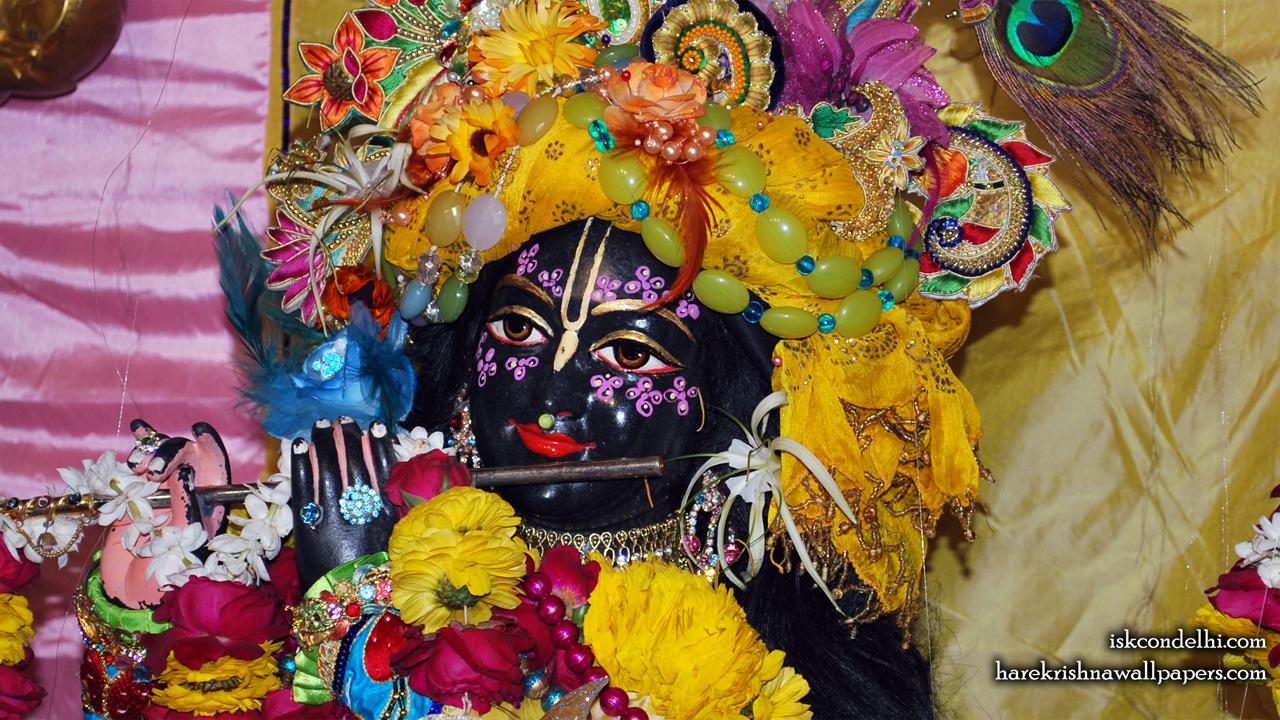 Sri Parthasarathi Close up Wallpaper (014) Size1280x720 Download