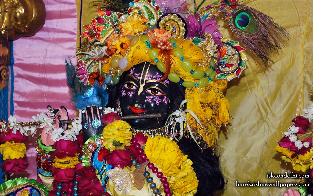Sri Parthasarathi Close up Wallpaper (014) Size 1280x800 Download