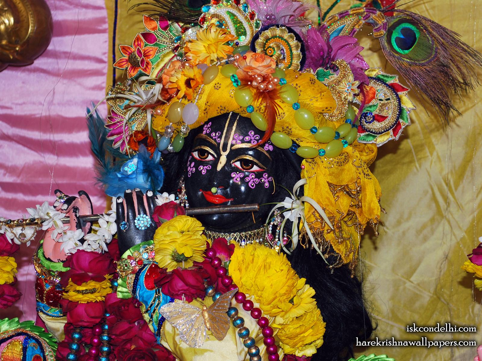Sri Parthasarathi Close up Wallpaper (014) Size1600x1200 Download