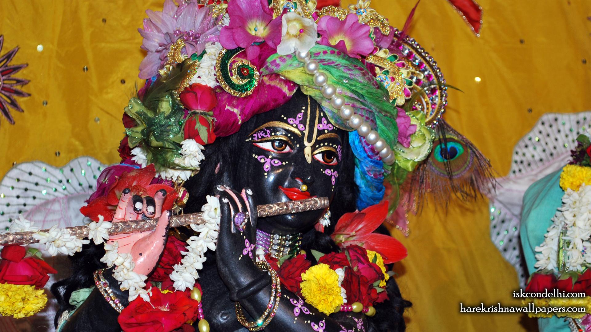 Sri Parthasarathi Close up Wallpaper (016) Size 1920x1080 Download