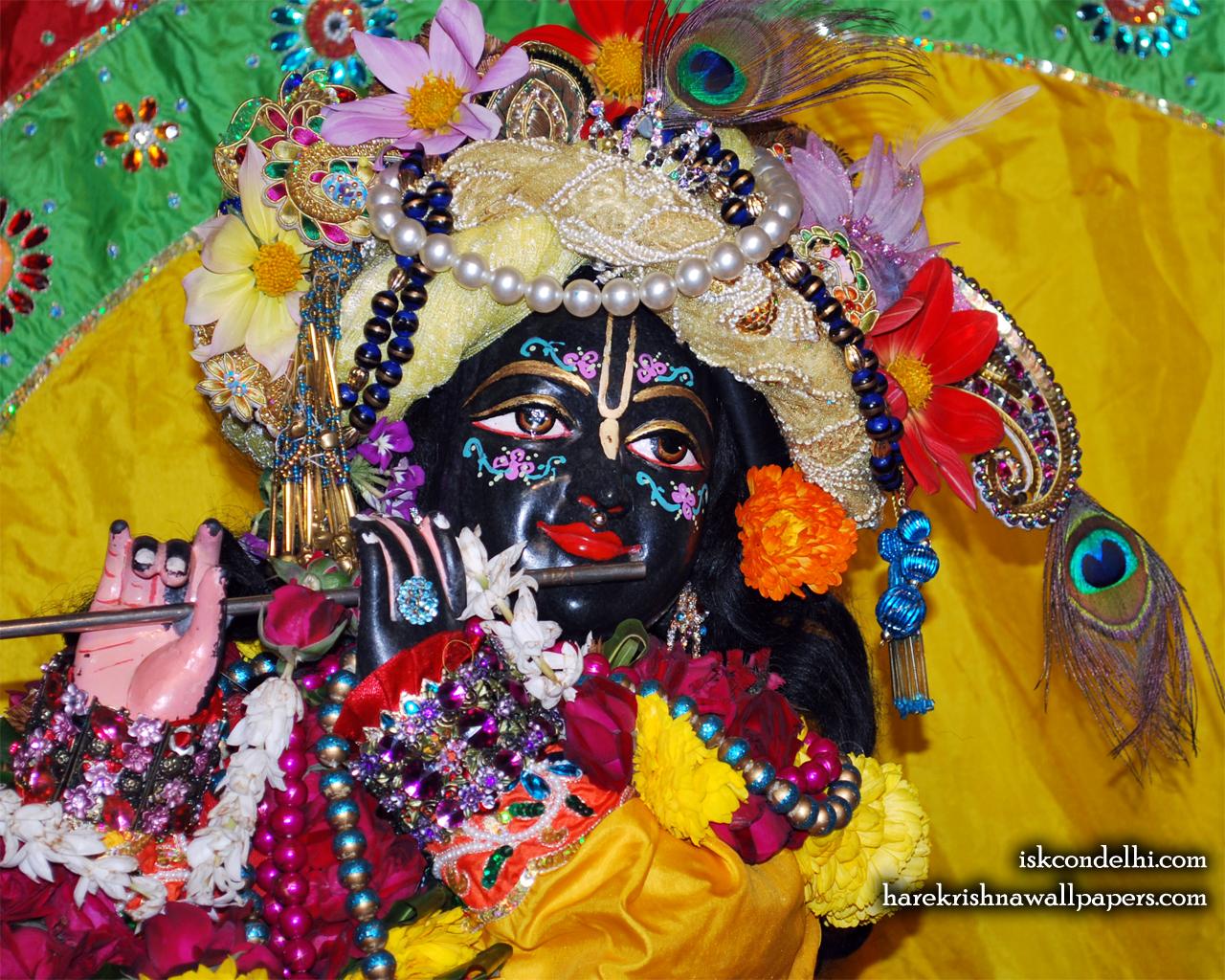 Sri Parthasarathi Close up Wallpaper (017) Size 1280x1024 Download