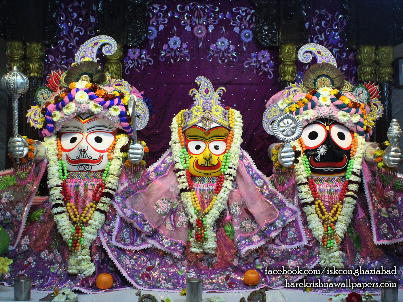 Jagannath Baladeva Subhadra Wallpaper (003) Size 1400x1050 Download