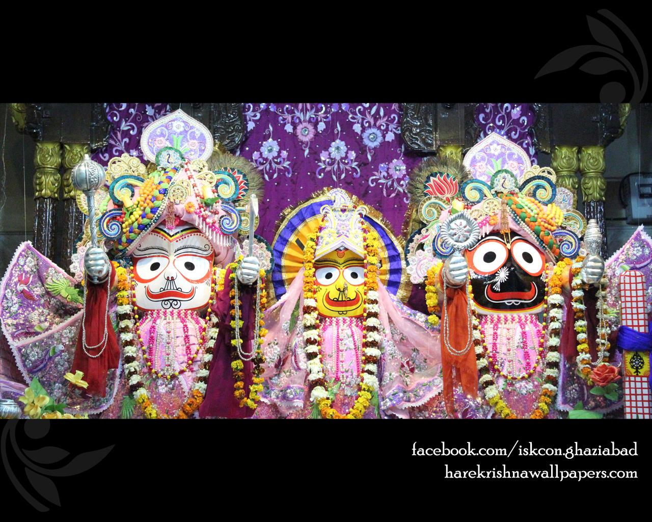 Jagannath Baladeva Subhadra Wallpaper (004) Size 1280x1024 Download