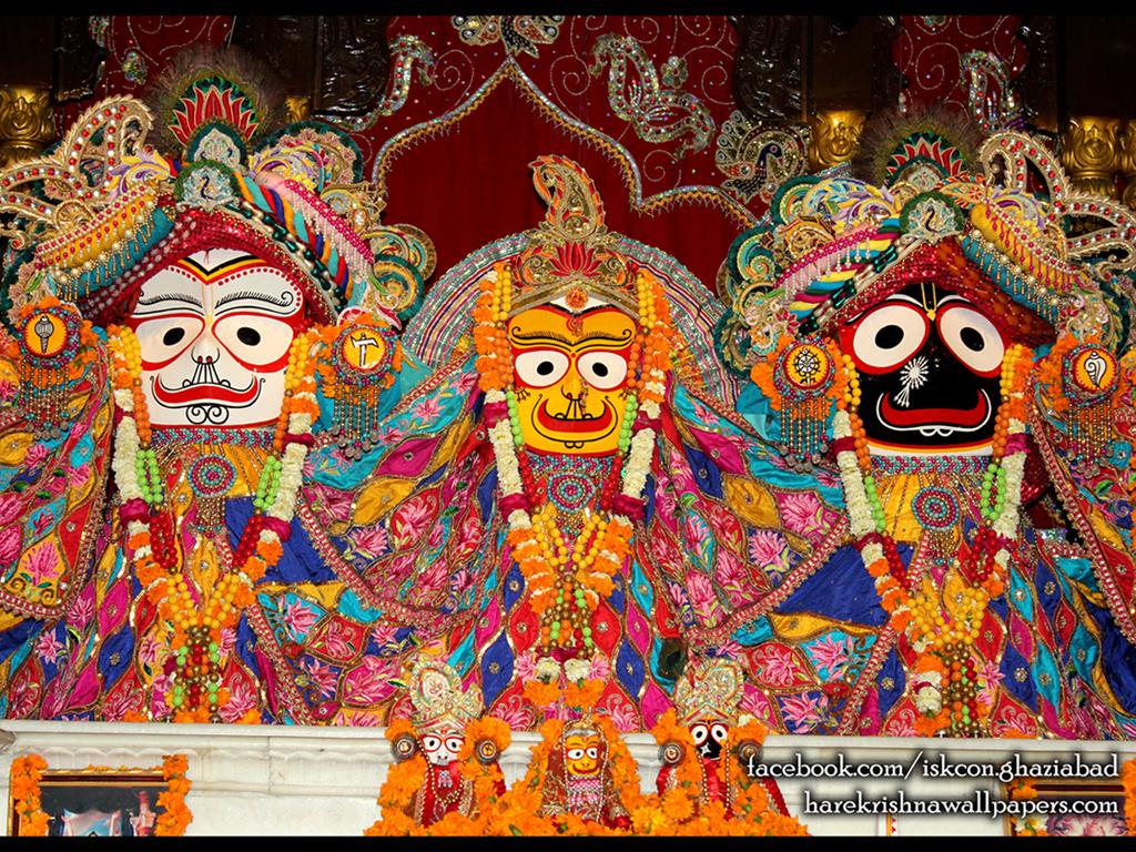 Jagannath Baladeva Subhadra Wallpaper (005) Size 1024x768 Download