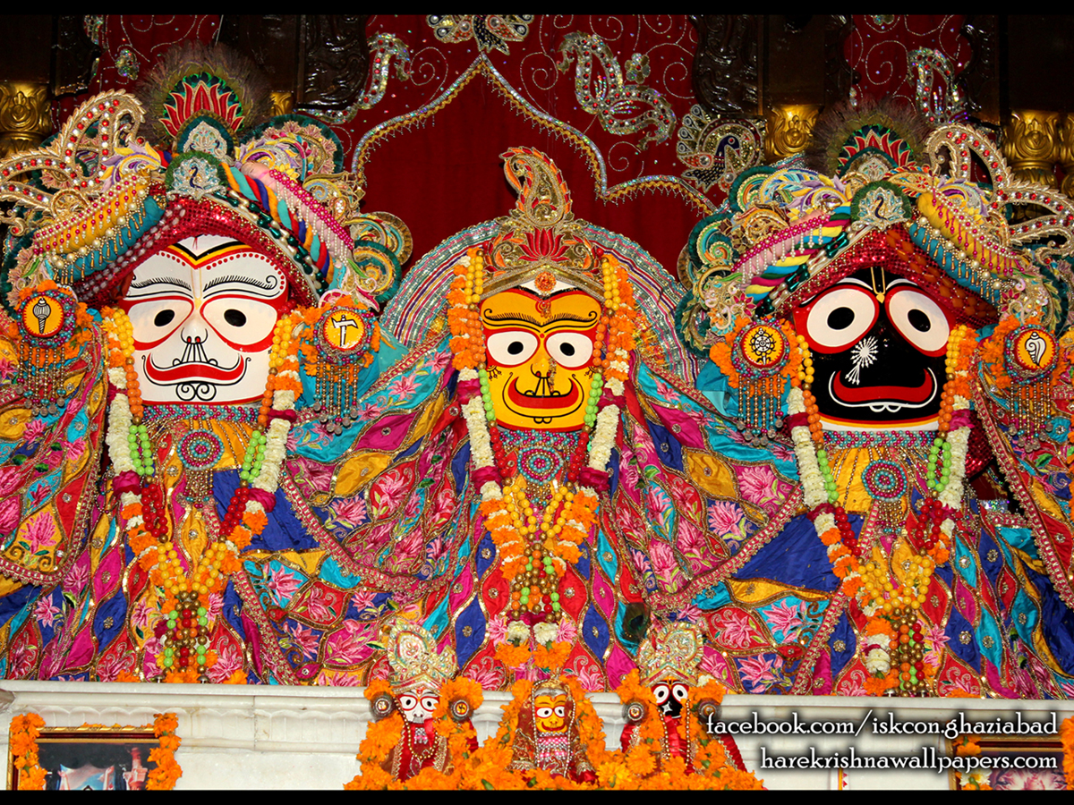 Jagannath Baladeva Subhadra Wallpaper (005) Size 1200x900 Download